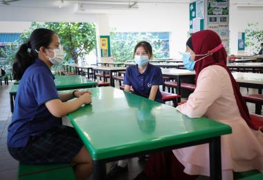 华语和马来语会话课