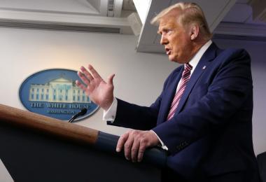 参选总统是为了赚钱? 特朗普被揭未来有4亿多美元债务到期