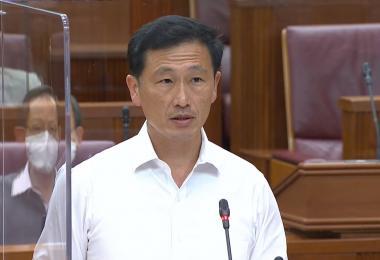 让新加坡的天空再度热闹起来 王乙康:政府将积极主动出击