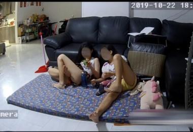 网络摄像机遭黑客入侵