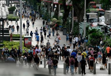 新加坡乌节路