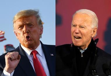 选前连环爆:特朗普与拜登相继被踢爆和中国有关的丑闻