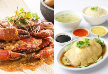 第一名是泰国菜