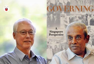 吴作栋和贾古玛都是第二代领袖,不在朝中多年,还关心朝中事
