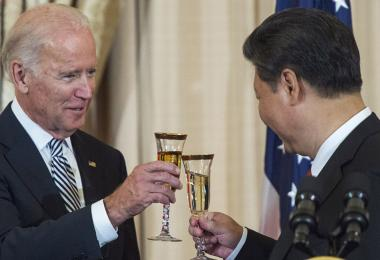 """中国""""总算""""给拜登捎来了祝贺 什么原因让他们等了这么久?"""
