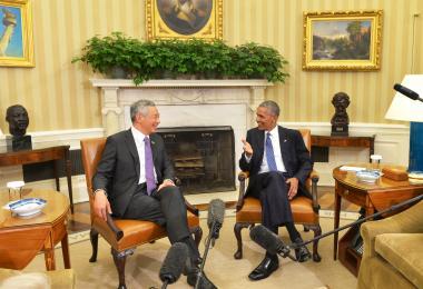 """奥巴马回忆录称新加坡是""""非凡""""的 他还曾给新加坡留下哪些金句?"""