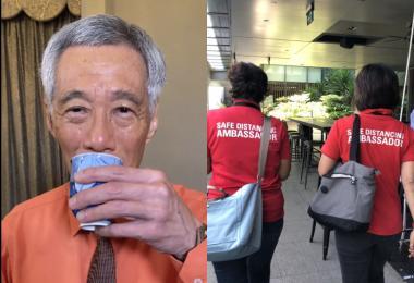"""别因""""红蚂蚁""""提醒你戴口罩而生气 李总理:他们只是在尽忠职守"""
