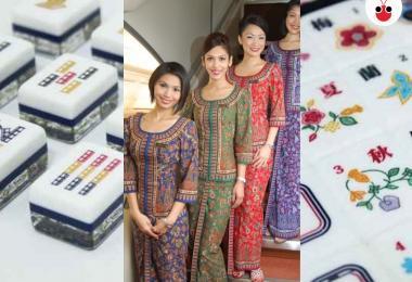 新航麻将花色灵感来自于招牌峇迪图案。