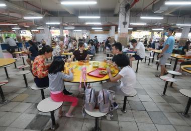 槟城小贩文化向申遗却迟迟没进展