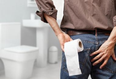 厕所示意图