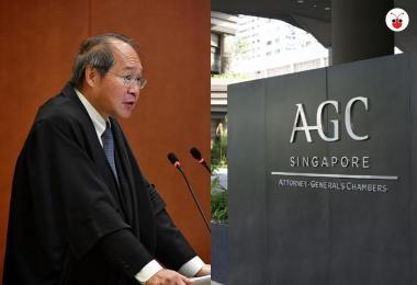 总检察长黄鲁胜在司法年开幕礼上致辞