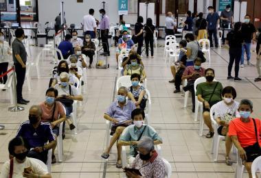 还在担心疫苗不适合亚洲人体质? 本地首份接种报告出炉,免惊啦!