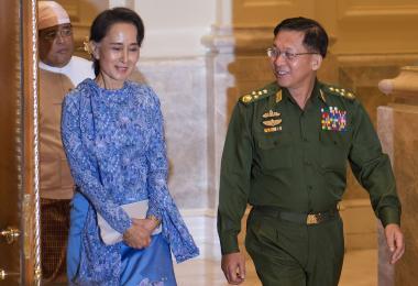 不服输就抓人,谁是缅甸军事政变的最大受益人?