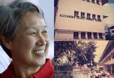 何晶与小学:Alexandra Estate Primary School