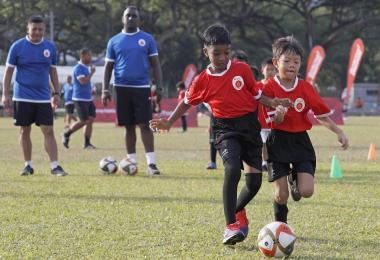 新加坡想踢进2034世界杯