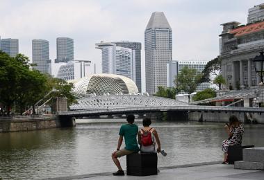 新加坡市中心CBD
