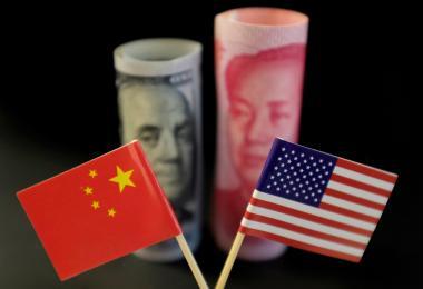 中国与美国越斗越凶