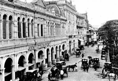 20世纪初的新加坡