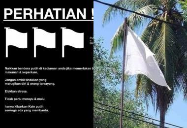 过不下去就举白旗求助吧! 马国民间守望相助齐渡疫情难关