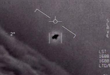不明飞行物体 UFO