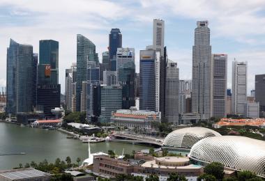 新加坡中央商业区