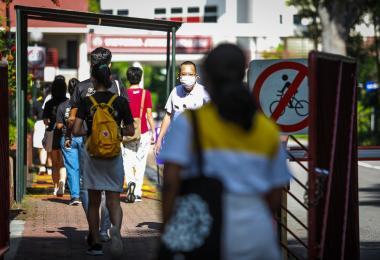 一些学校已实施每周一天推迟上学时间