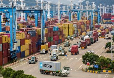 中国宁波舟山港