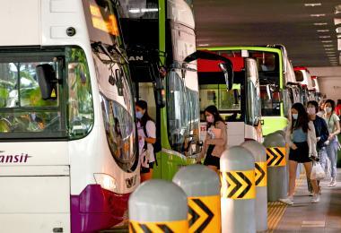 黄循财:自律与自检将成为新加坡接下来的抗疫关键