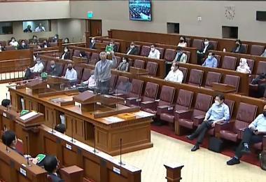 国会记名表决