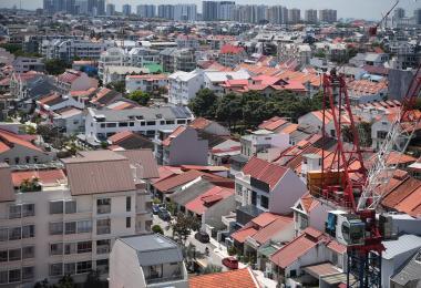新加坡东部的私宅