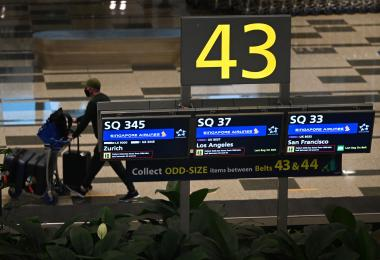 新美VTL开放首日 美国将新加坡旅游警戒调至最高吁民众别去