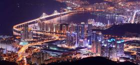 首尔夜景。(互联网)