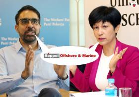 Pritam Singh versus Indranee