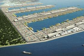 New Tuas Port