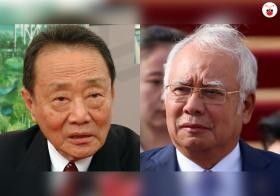 Robert Kuok and Najib