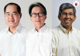 Retiring Ministers