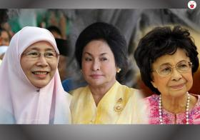 Malaysia PM wives
