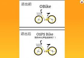 oBike vs O$P$Bike