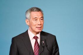 总理李显龙