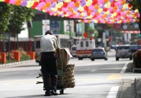 新加坡老年人自杀
