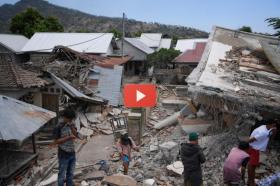 earthquake,地震,印尼