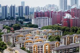 新加坡组屋HDB