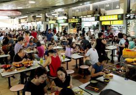 Singapore Hawker Culture