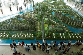 马来西亚柔佛碧桂园新山森林城市