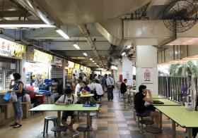 Singapore hawker Centre culture, UNESCO