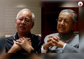 Najib and Mahathir