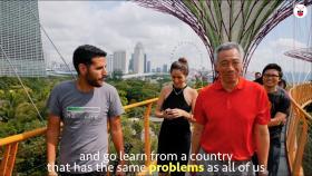 NasDaily新加坡视频还有李显龙总理