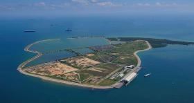 新加坡最美垃圾岛实马高垃圾埋置场(Semakau Landfill)免费开放参观