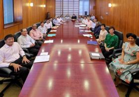 新加坡内阁