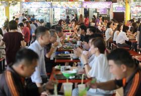 新加坡小贩文化申遗